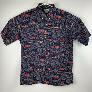 Reyn Spooner Hawaiian Traditionals Button Shirt